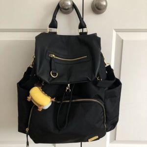 Skip Hop Chelsea Downtown diaper backpack
